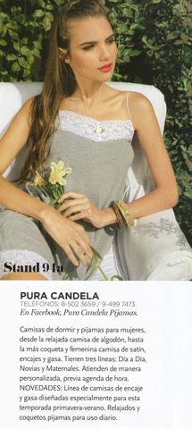 Pura candela en Revista ED Noviembre 2014